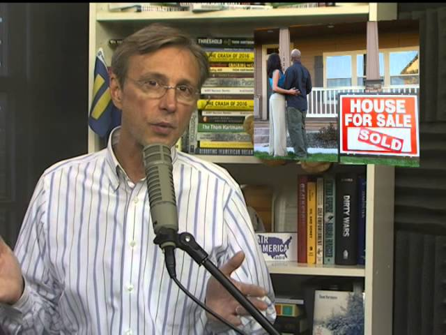 Thom Hartmann on Economic & Labor News: 7/6/15