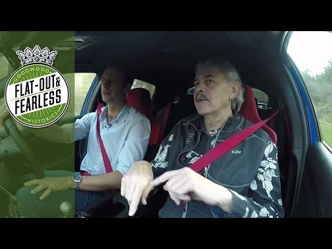 Goodwood Carpool - Gordon Murray