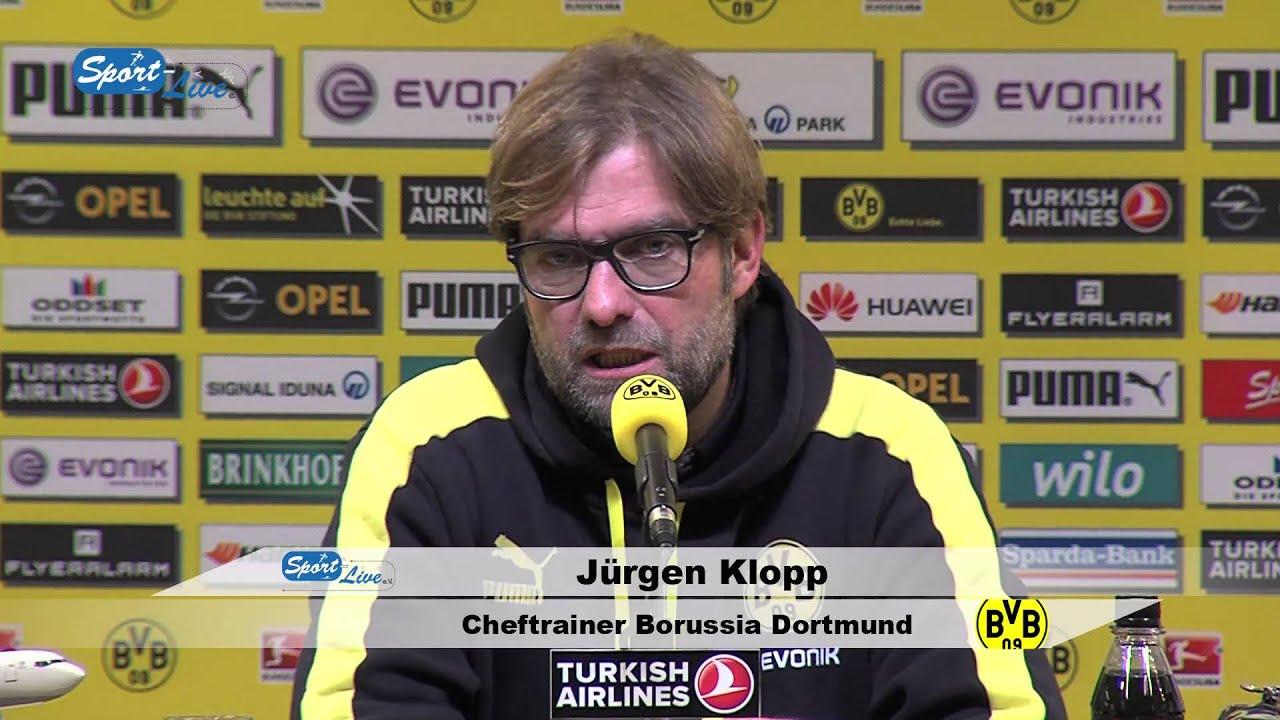 BVB Pressekonferenz vom 24. November 2013 nach dem Spiel Borussia Dortmund gegen den FC Bayern München 0:3