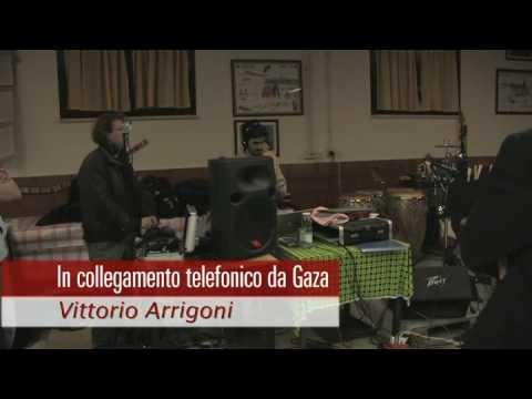 Gaza ci chiama: Intervista telefonica a Vittorio Arrigoni