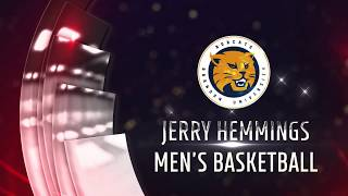 Canada West Hall of Fame: Jerry Hemmings (MBB   Coach)