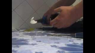 Как снять магнит с одежды