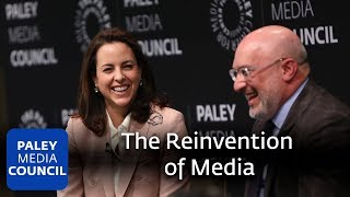 The Reinvention of Media