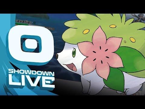 """The Shaymin Arc"" Smogon RU Open R5: aim vs. Ark! Pokemon Sun and Moon RU Showdown Live!"