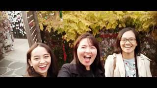 [TRAVEL VIDEO] Trip To Korea Day 1 - 3