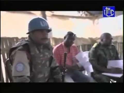Opération conjointe entre la Monusco et le FARDC au Kivu.