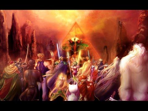 Мультфильм final fantasy 6