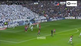 Real Madrid Vs Atletico Madrid 1--1  Highlights and Full Match HD la Liga 2018