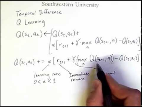 Reinforcement Learning 3 - Q Learning
