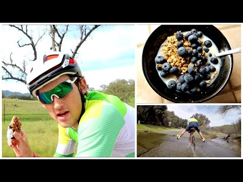 HOW TO FUEL FOR A 100 MILE CENTURY RIDE AS A VEGAN CYCLIST