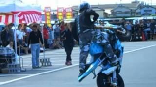 説明 2009年10月 兵庫県加古川バイクセブンでのエクストリーム木...