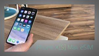 iPhone XS Max eSIM / Multisim | [deutsch]