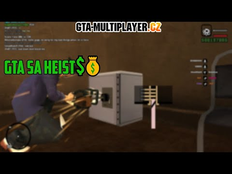 Gta San Andreas Multiplayer|Heist Mission#2