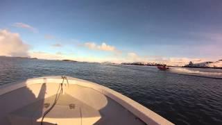 Sigling um Breiðarfjörð