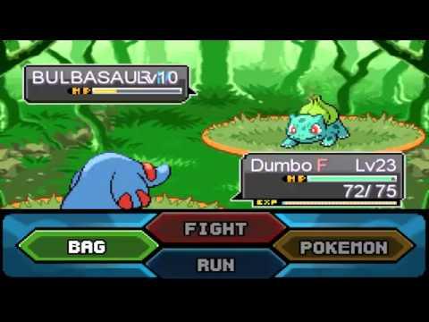 Pokemon Raptor EX WalkThrough - Part 4 - I Think I