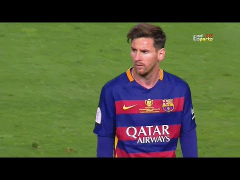 This Happens When You Stop Lionel Messi from Scoring  .... ►Final Extra Time