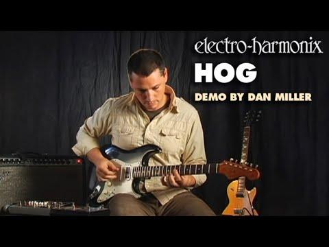 HOG - Demo by Dan Miller - Harmonic Octave Generator/ Synthesizer