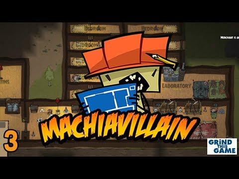 MachiaVillain Gameplay #3 - Smoking Those Brains