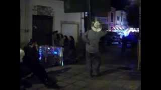 Bailando en El Sabino Gto.