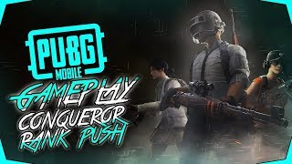 #PUBG Mobile LIVE | CONQUEROR RANK PUSH | SUB GAMES FROM 5 PM