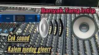 Gambar cover Music Cek Sound Kalem ,Dangdut Lawas,Jernih