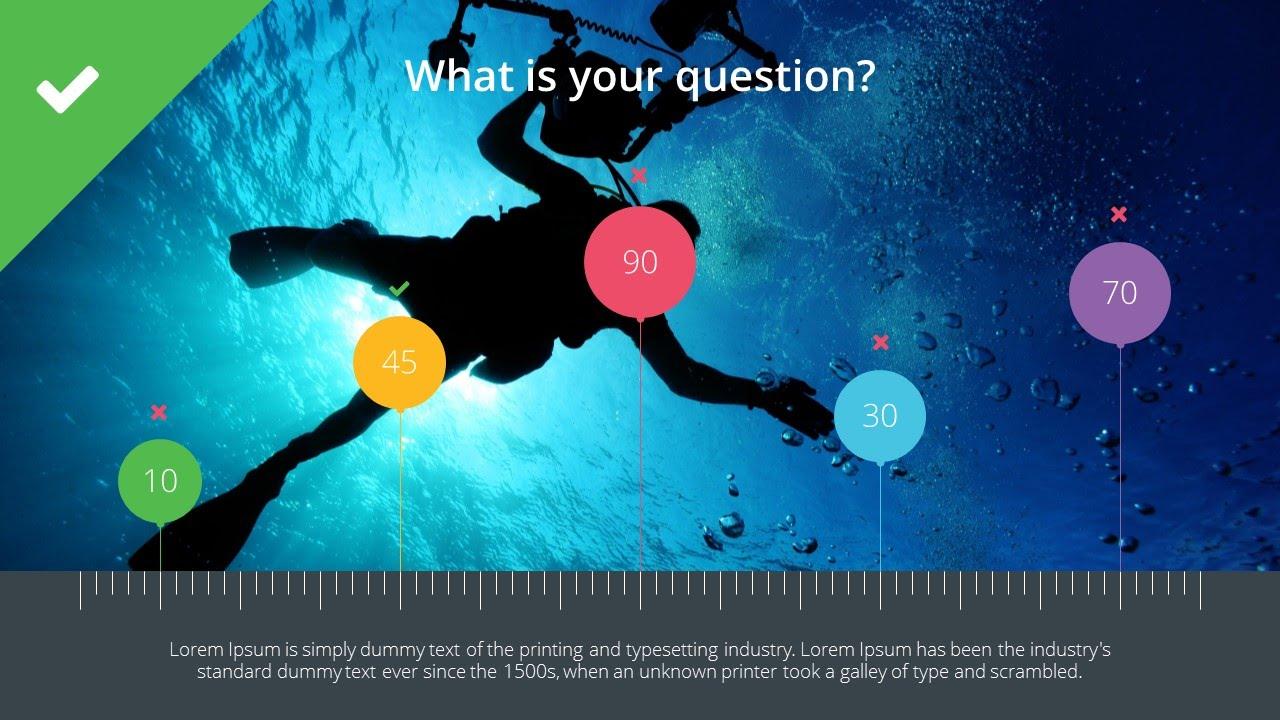 Quizy multipurpose powerpoint quiz presentation youtube alramifo Choice Image