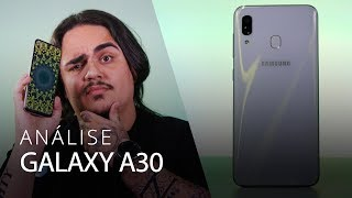 Samsung Galaxy A30, mais J do que A [Análise/Review]