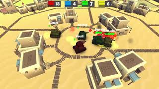CARTOON TANKS GAME WALKTHROUGH
