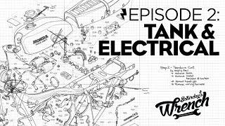 Saturday's Wrench Ep.02: Honda Cb350 Build - Teardown Continues!