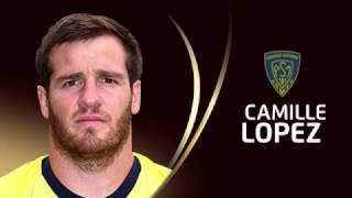 Camille Lopez (ASM Clermont Auvergne) - EPCR European Player of the Year 2017 Nominee