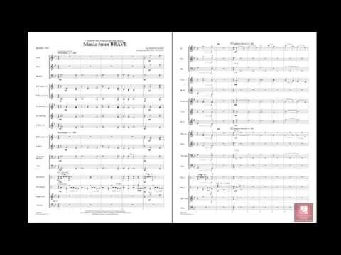 Music from Brave by Patrick Doyle/arr. Michael Sweeney