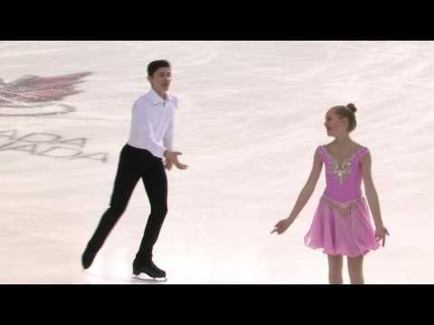 KASATKIN | CIRCELLI - Novice Pattern Dance 1  - 2017 Canadian Tire National Skating Championships
