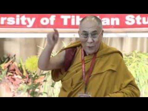 International Conference on Vinaya HH the Dalai Lamas Address