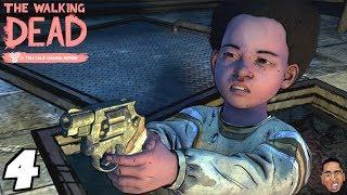 The Walking Dead: The Finale Season #4 - AJ MEANS BUSINESS!