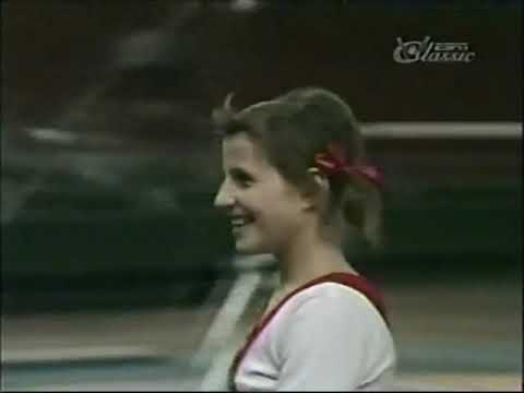 1973 Soviet Gymnastics Display in Houston