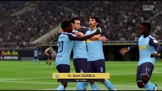 Santi Cazorla 7 Fifa 20 Ultimate Team KrasawelchikiFC goal 542 Division Rivals