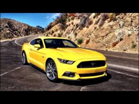 2016 Ford Mustang Gt Triple Yellow Tri Coat Doentary Usa
