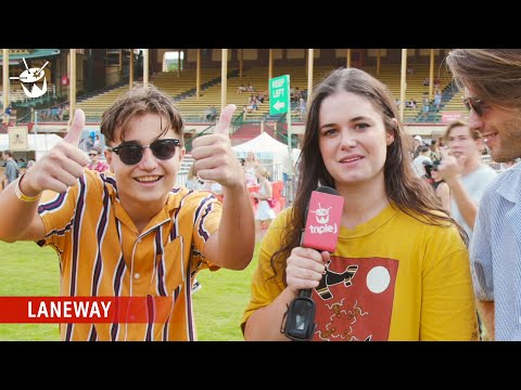 Laneway Festival Fashion with Ruby Fields