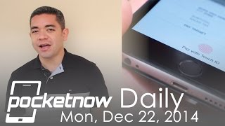 Apple Pay results, Android 5.0.2 leaks, HTC Sense Lollipop & more - Pocketnow Daily