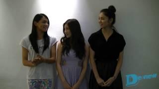 E-girlsとしても活躍中のガールズユニット『Happiness』から、楓ちゃん...
