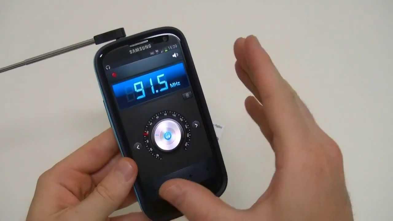 Antenna esterna jack 3,5mm ingresso auricolari per trasformare in radio  Smartphone e tablet