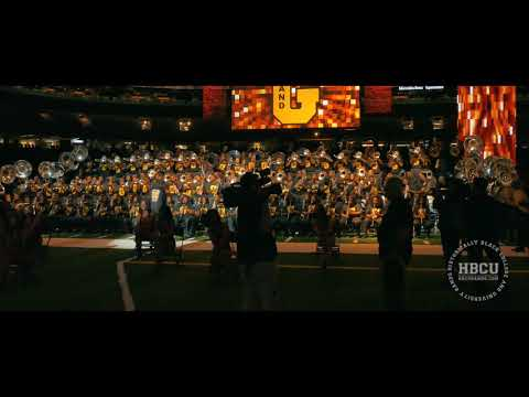 Brighter Day - Kirk Franklin - Grambling State University Marching Band [4K ULTRA HD]