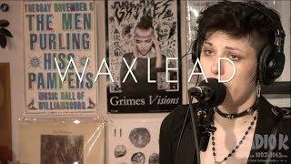 "Wax Lead - ""Crushed Velvet"" (Live on Radio K) Video"