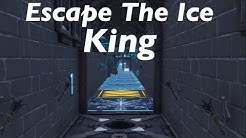 how to complete escape the ice king by lotuscracker fortnite creative guide duration 8 33 - ice king challenges fortnite creative code