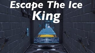 How To Complete Escape The Ice King By Lotuscracker | Fortnite Creative Guide