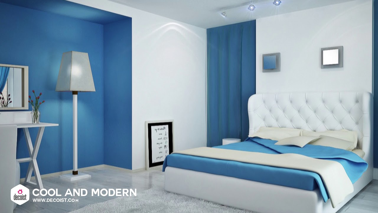 Stunning and Dreamy Bedrooms in Blue – Photos and Inspirations - YouTube
