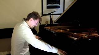 Michael Jackson Bad Piano Cover · inspired by Bence Peter · Dan Popek