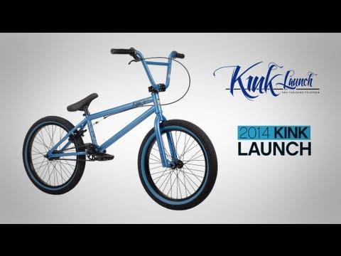 2014 Kink Launch Complete Bike - YouTube