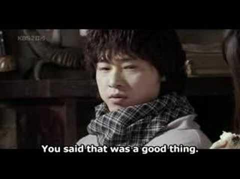 """Hong Gil Dong and Yi Nok: Ep. 21 - """"I Love You"""""""