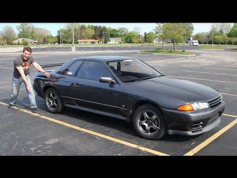 What is All Wheel Steering? Does the Skyline have it? | Rob Dahm